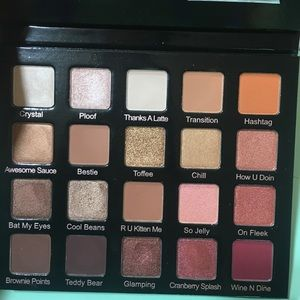 Gently Used Violet Voss #HG Eyeshadow Palette